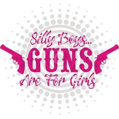 Guns:)