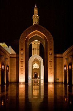 Grand Mosque | Muscat, Oman