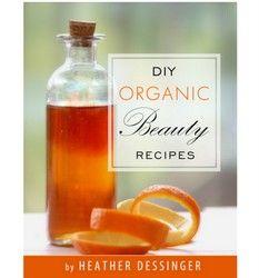 DIY Organic Beauty E-Book