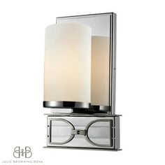 Julie Browning Bova for  Elk Lighting  Exclusive Store  Campolina - One Light Bath Bar- other styles available  equestrian style home