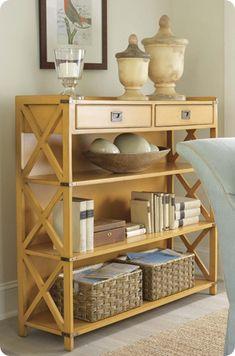 decor, somerset bay, painted furniture, bays, bookcas, paint colors, layla grayc, crisfield bookshelf, bay crisfield