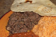 Barbacoa.... a Wonderful Authentic Hispanic Dish !!!.