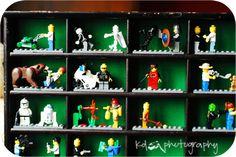 Lego Figure Organization