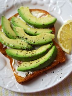 Avocado Toast. Yum yum! From chindeep.com.