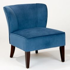 One of my favorite discoveries at WorldMarket.com: Peacock Quincy Chair