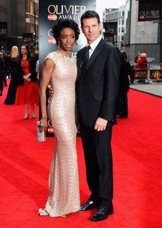 Olivier Awards Red Carpet - Heather Headley