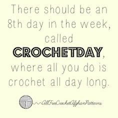 Or KnitDay, but 100% agree. Would make life so much easier.