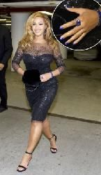 Beyonce Stuns In Sequined Dress