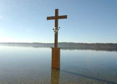 Lake Starnberg where King Ludwig II drowned