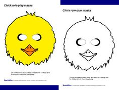 Chick masks