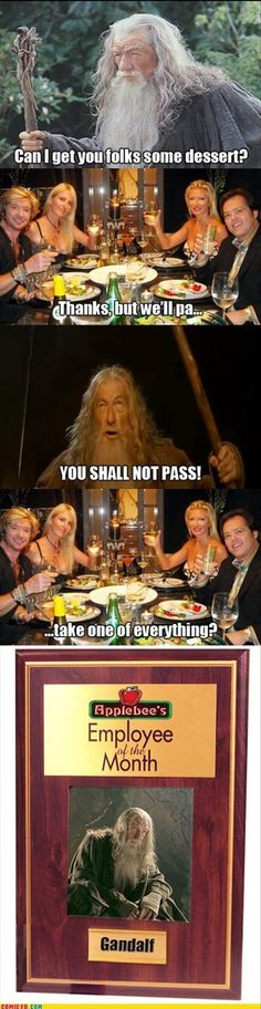 Lord of the Rings Funny #LOTR