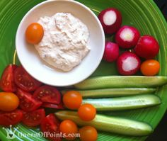 Creamy French Onion Dip: 1 point plus