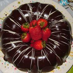 Too Much Chocolate Cake #dessert #food #recipe