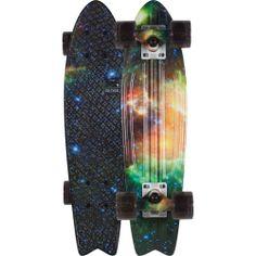 GLOBE Bantam Skateboard #galaxy #skate #cruiser
