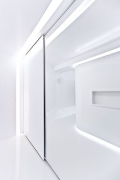 walls All-white interior by Alex Adam.