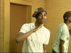 Hip-Hop Dance Moves : Head Slide Moves in Hip Hop Dancing