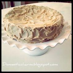 SCD peanut butter cake
