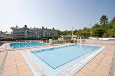 Pool for kids and parents in San Sebastian