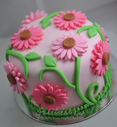 mother's day cake — Mother's Day Cakes