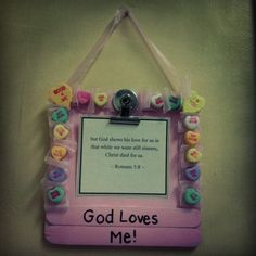 great valentines craft.