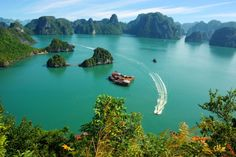 Vietnam, Ha long bay