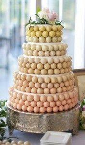 Cake Pop Cake: It looks so cute.