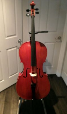 My Beautiful StringWorks Virtuoso Cello!