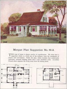 1923 Morgan Sash & Door - 40A