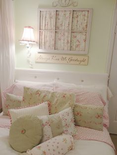 Love this Idea for the spare room