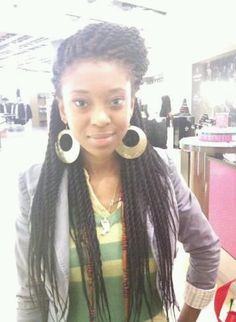 Sengalese twist I love Leila and all of her styles since the day I saw her bio on BGLH