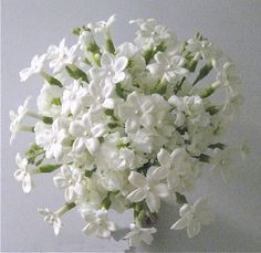 How to Make a Stephanotis Wedding Bouquet - Step by Step Flower Tutorial.  Find the florist supplies needed for DIY wedding flowers.