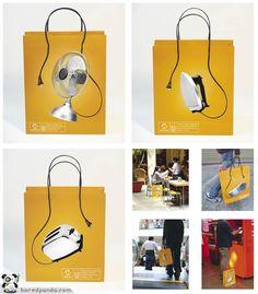 30 Creative Bag Advertisements   Bored Panda