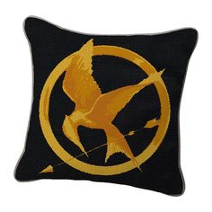 The Hunger Game's Mockingjay  Needle Craft by PopSoupSupplies, $7.00