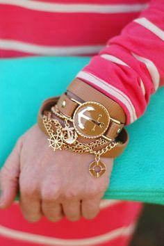 All About Wrap Bracelet
