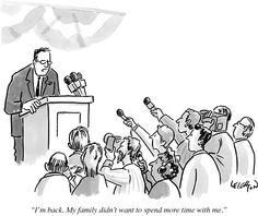 Political Cartoons : The New Yorker