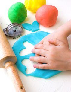 Gluten-Free Playdough - Lexie's Kitchen | Gluten-Free Dairy-Free Egg-Free - Lexie's Kitchen