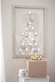 Polka Dot Decals Tree