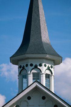 Churchill Downs Steeple (home of the Kentucky Derby) - Louisville, Kentucky