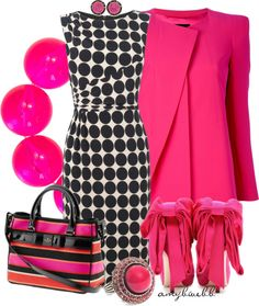 """""""Seeing Spots 1"""" by amybwebb ❤ liked on Polyvore"""