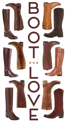 Need to actually get some of these boots