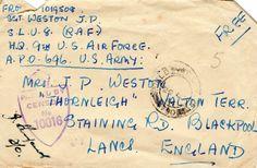 Military Memories 17 - A Wartime Telegram #genealogy #familyhistory #militarymemories