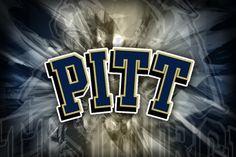 Pittsburgh Panthers cool Logo
