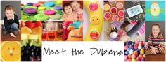 lots of creative food ideas and projects for kids