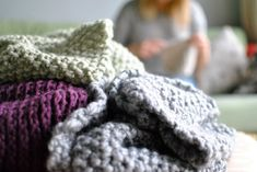How to Knit a Snood — Amy Elizabeth
