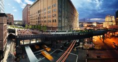 """Stephen Wilkes """"Day and Night"""" photos of NY"""