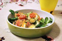 Insalata Greca, ricetta semplice e veloce