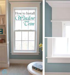 How_to_install_window_trim