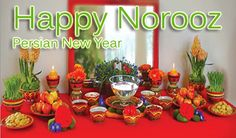 Happy Norooz from Party Bravo!