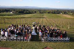 Wedding at Raffaldini Vineyards