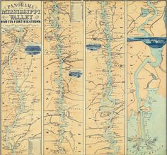Mississippi Valley And Its Fortifications (1863)